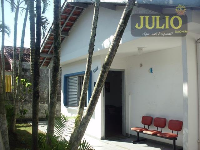 Casa 2 Dorm, Jardim Suarão, Itanhaém (CA2383)