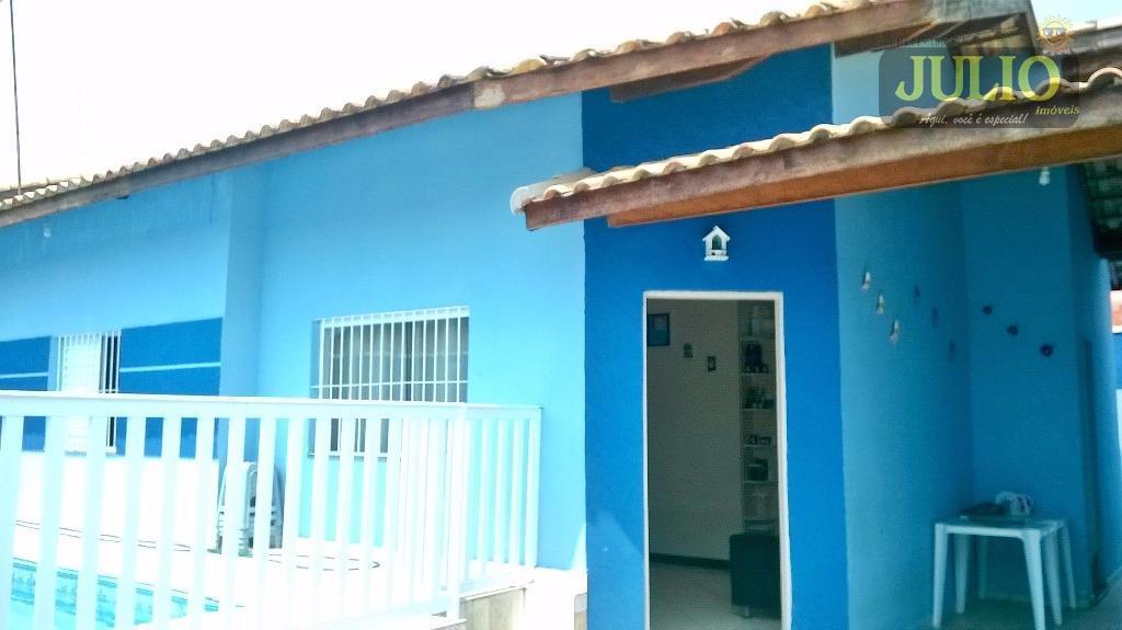 Casa 3 Dorm, Cibratel Ii, Itanhaém (CA2392)