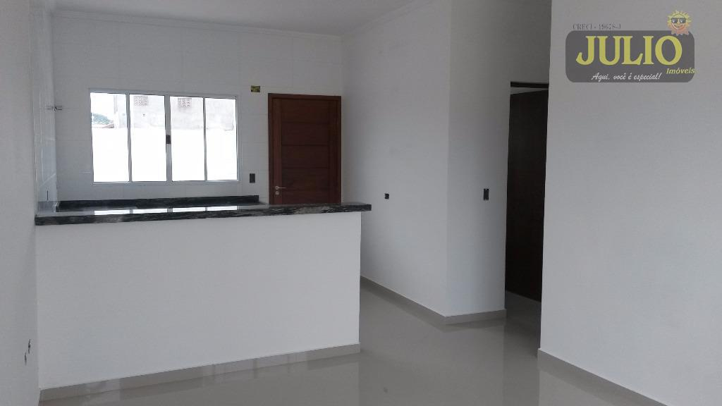 Julio Imóveis - Casa 2 Dorm, Jardim Guacyra - Foto 2