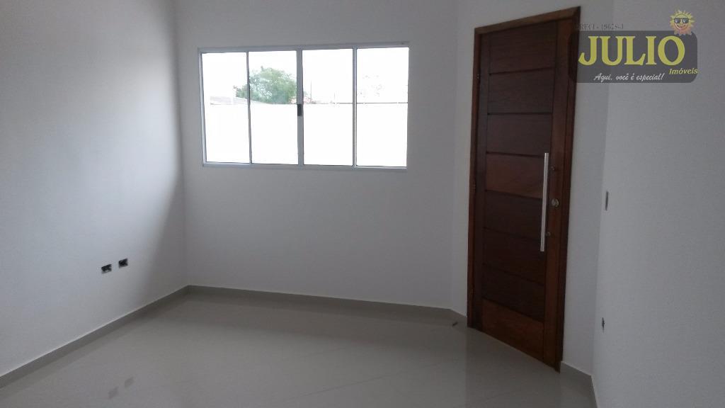 Julio Imóveis - Casa 2 Dorm, Jardim Guacyra - Foto 4