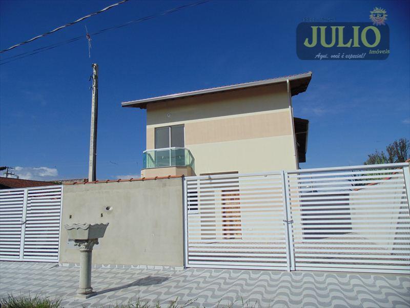 Casa 2 Dorm, Jardim Praia Grande, Mongaguá (SO0565)