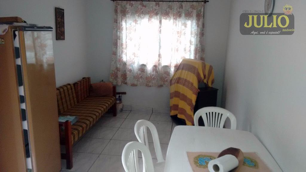 Casa 2 Dorm, Loty, Itanhaém (CA2427) - Foto 3
