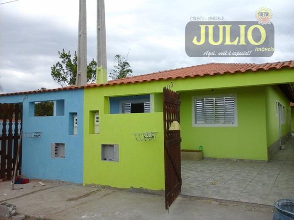 Casa 2 Dorm, Jardim Santa Terezinha, Itanhaém (CA2389) - Foto 10