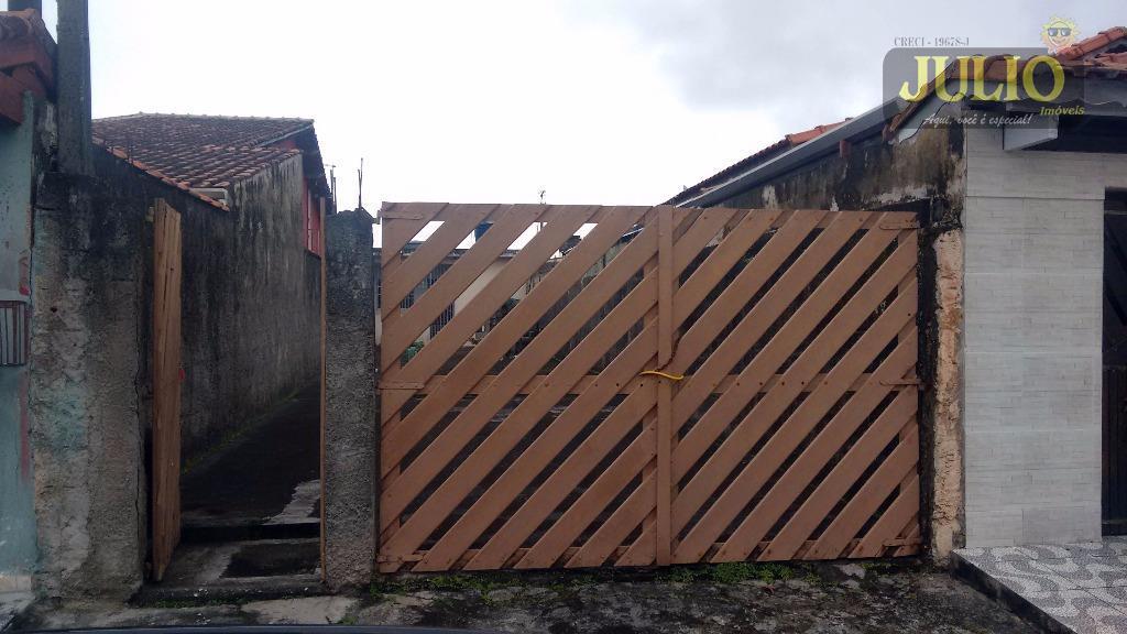 Casa 1 Dorm, Plataforma, Mongaguá (CA2445) - Foto 2