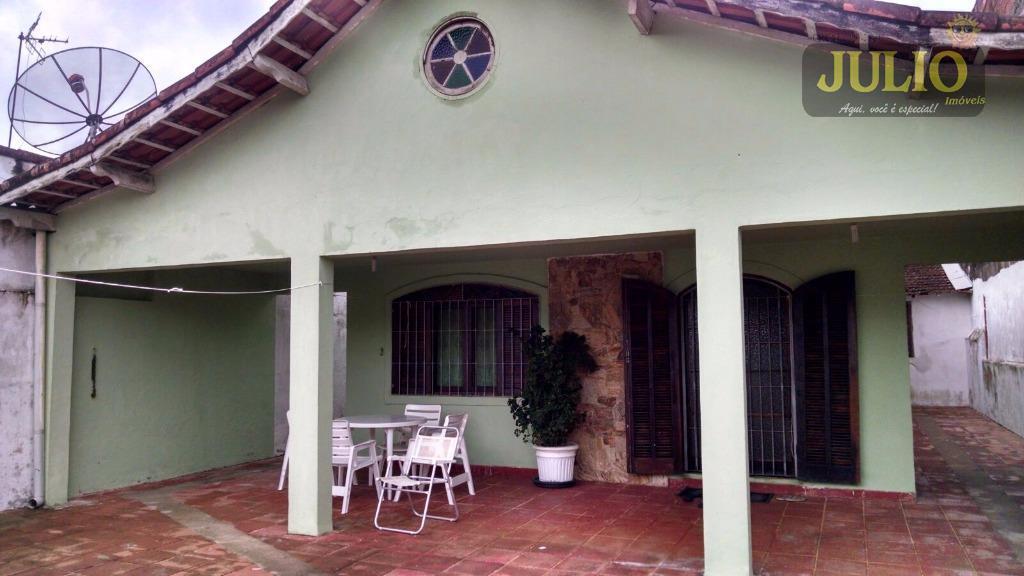 Casa 2 Dorm, Jussara, Mongaguá (CA2450)