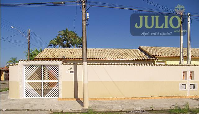 Casa 3 Dorm, Cibratel Ii, Itanhaém (CA2451) - Foto 2