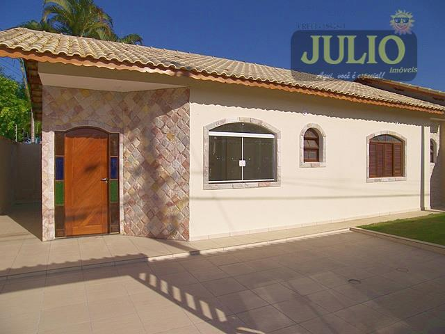 Casa 3 Dorm, Cibratel Ii, Itanhaém (CA2451)