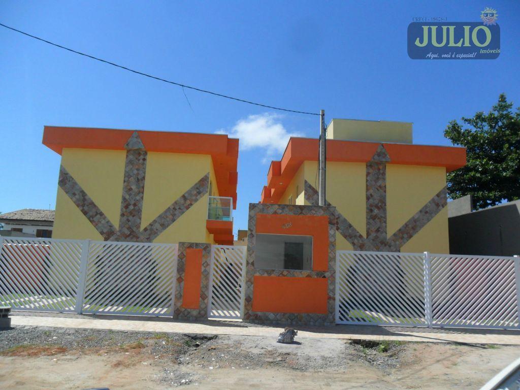 Casa 2 Dorm, Estância Balneária de Itanhaém, Itanhaém (SO0571)