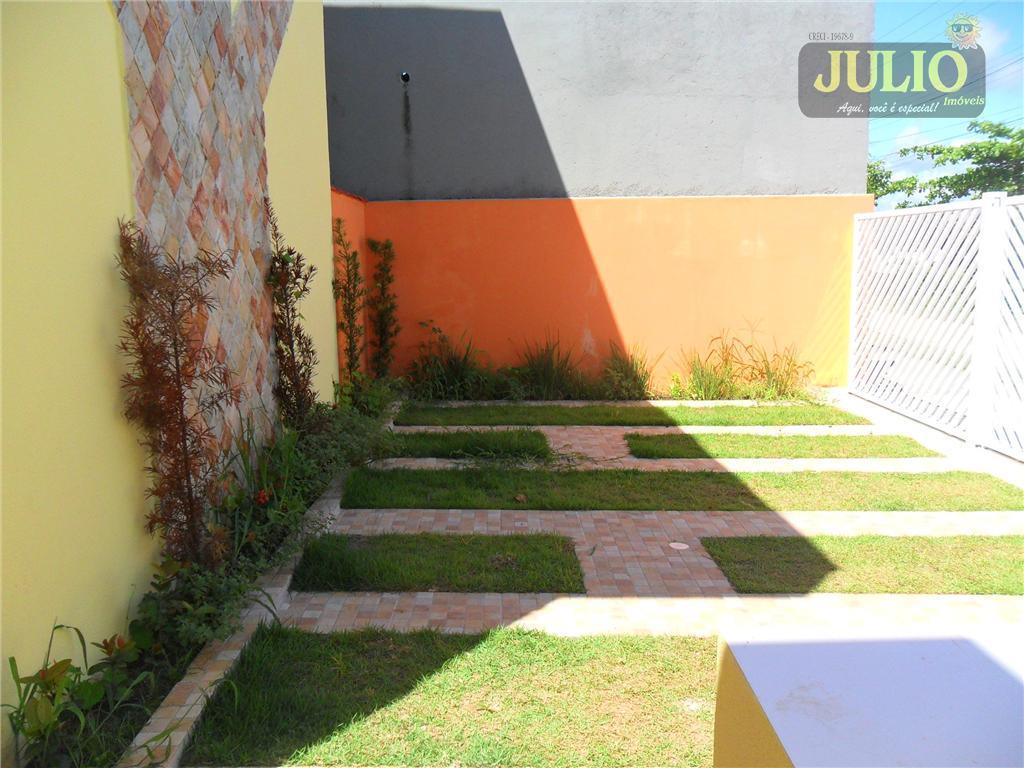 Casa 2 Dorm, Estância Balneária de Itanhaém, Itanhaém (SO0571) - Foto 3