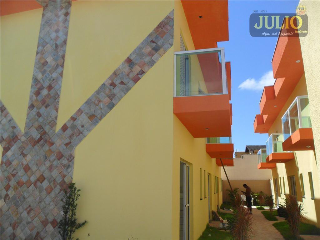 Casa 2 Dorm, Estância Balneária de Itanhaém, Itanhaém (SO0571) - Foto 4