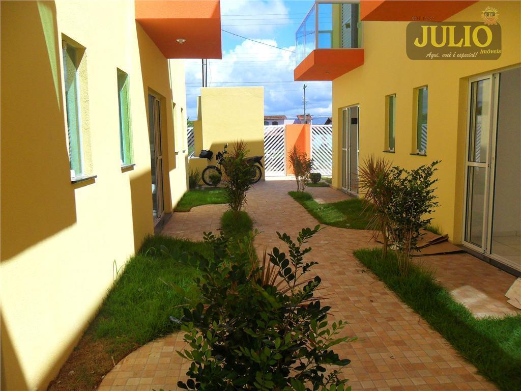 Casa 2 Dorm, Estância Balneária de Itanhaém, Itanhaém (SO0571) - Foto 11