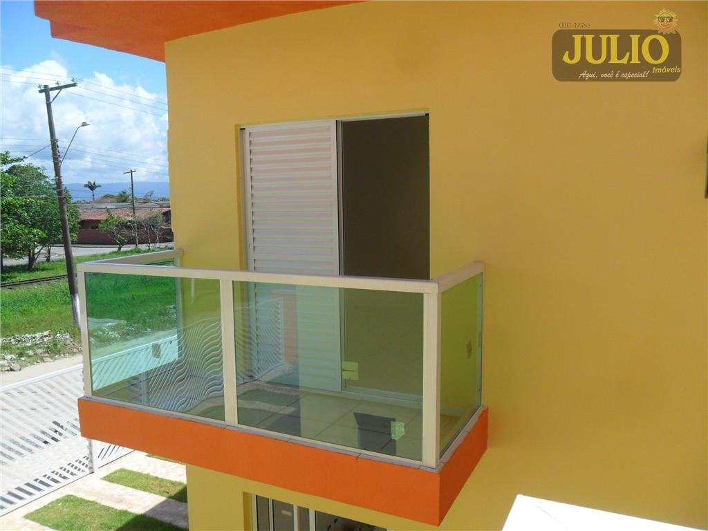 Casa 2 Dorm, Cibratel Ii, Itanhaém (SO0574) - Foto 2