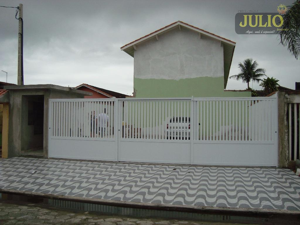 Casa 2 Dorm, Parque Verde Mar, Mongaguá (SO0575)