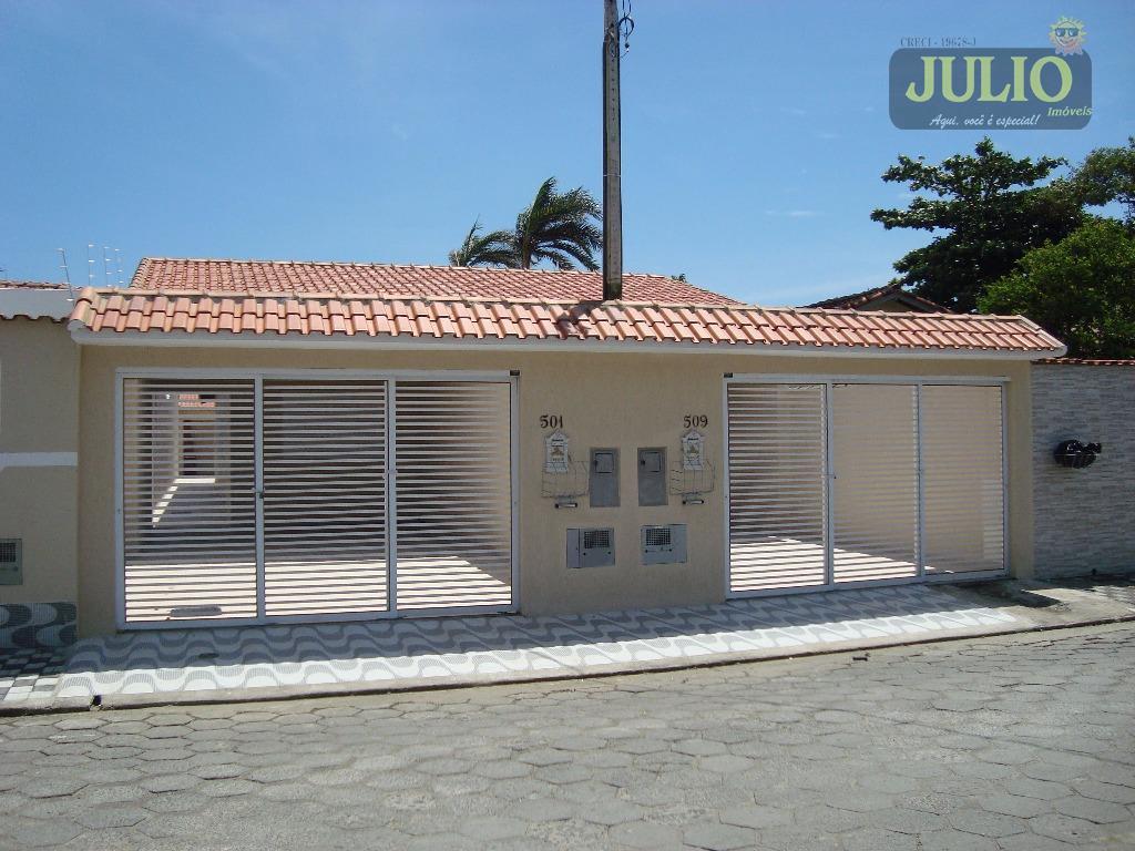 Casa 3 Dorm, Atlântica, Mongaguá (CA2385) - Foto 2