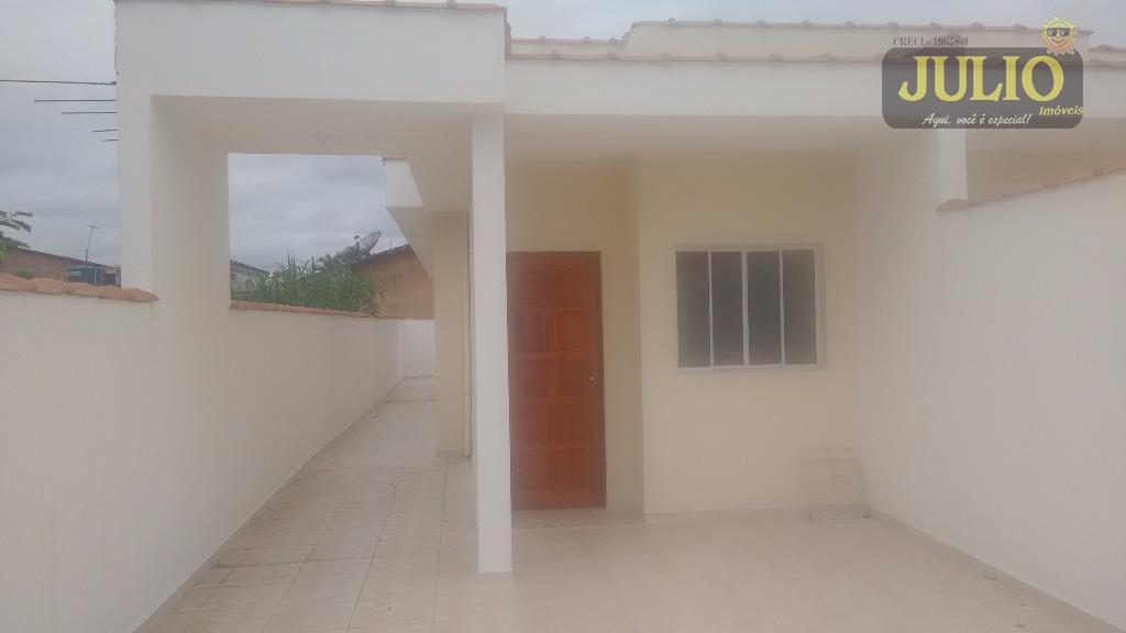Casa 2 Dorm, Balneário Gaivota, Itanhaém (CA2466)