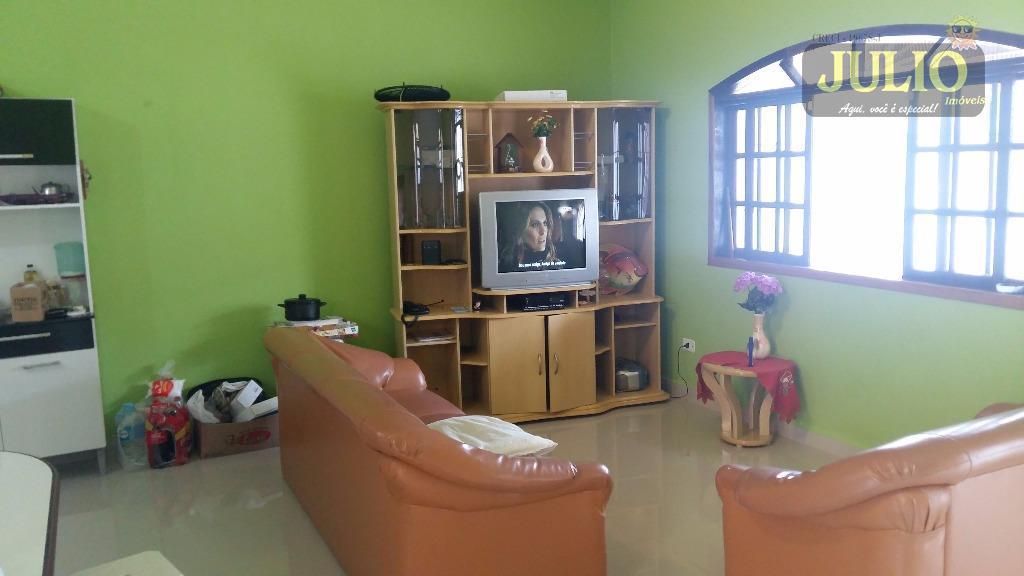 Casa 2 Dorm, Flórida Mirim, Mongaguá (CA2468) - Foto 4