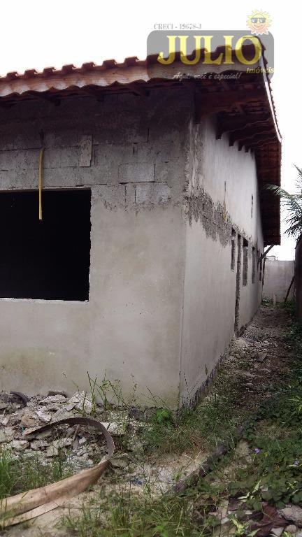Casa 2 Dorm, Agenor de Campos, Mongaguá (CA2483)