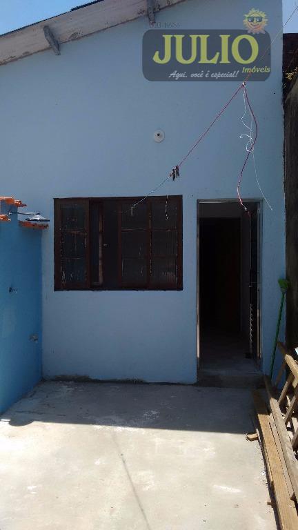 Casa 1 Dorm, Loty, Itanhaém (CA2497)