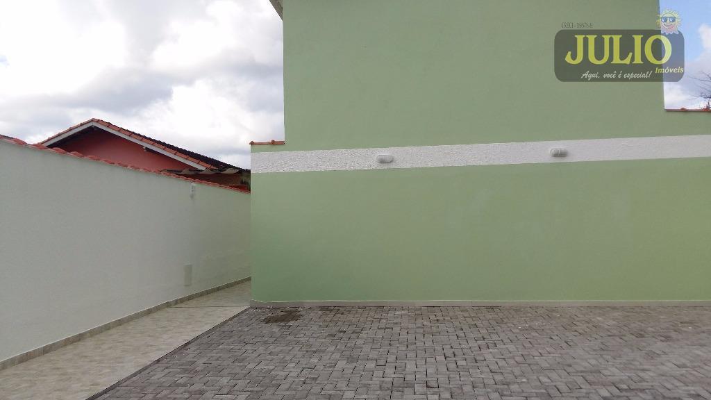 Casa 2 Dorm, Parque Verde Mar, Mongaguá (SO0578) - Foto 3