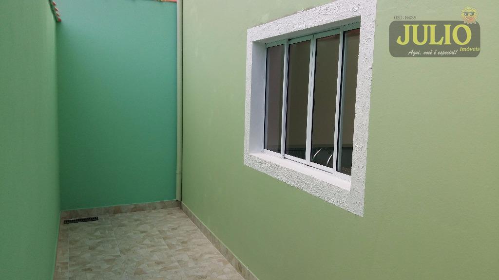 Casa 2 Dorm, Parque Verde Mar, Mongaguá (SO0578) - Foto 9