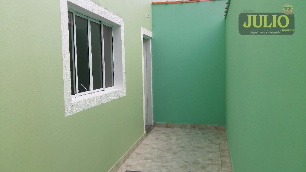 Casa 2 Dorm, Parque Verde Mar, Mongaguá (SO0578) - Foto 10