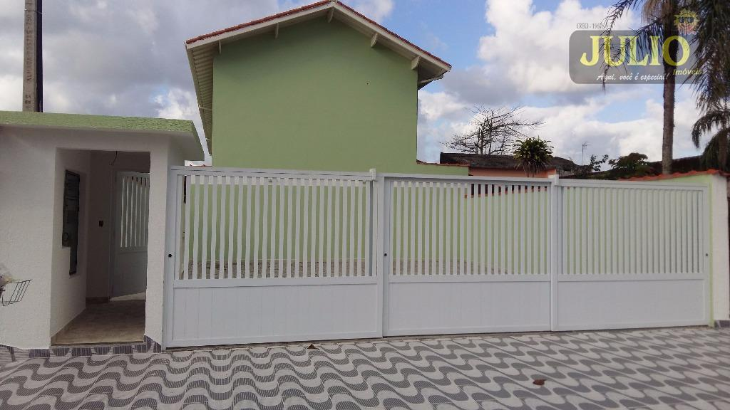 Julio Imóveis - Casa 2 Dorm, Parque Verde Mar