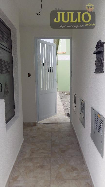 Julio Imóveis - Casa 2 Dorm, Parque Verde Mar - Foto 2