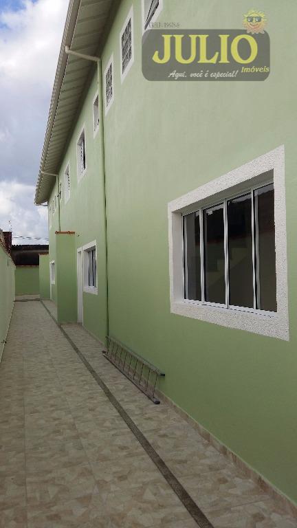 Casa 2 Dorm, Parque Verde Mar, Mongaguá (SO0576) - Foto 4