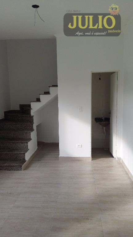Casa 2 Dorm, Parque Verde Mar, Mongaguá (SO0576) - Foto 11