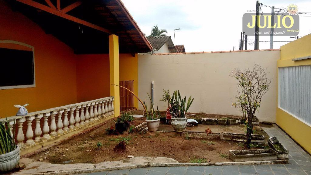 Casa 2 Dorm, Flórida Mirim, Mongaguá (CA2503) - Foto 2