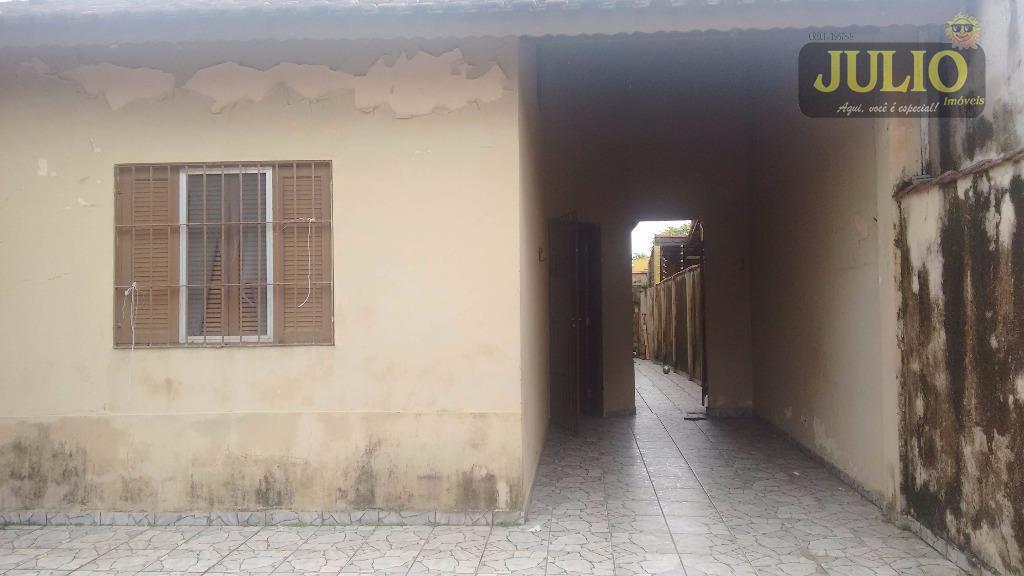 Casa 2 Dorm, Flórida Mirim, Mongaguá (CA2505)