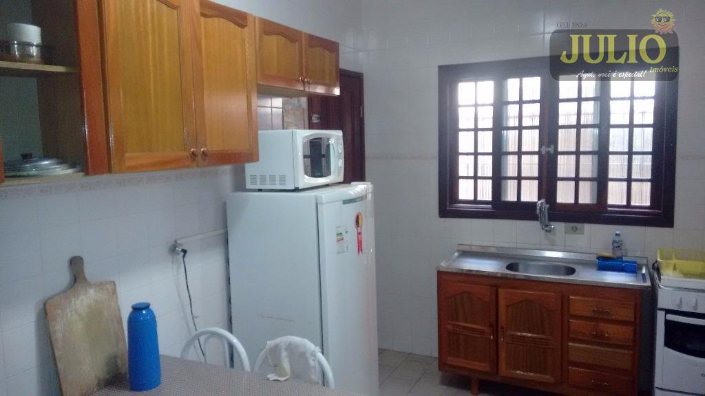 Casa 2 Dorm, Flórida Mirim, Mongaguá (CA2505) - Foto 3