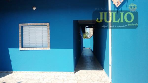 Casa 2 Dorm, Jardim Magalhães, Itanhaém (CA2510)