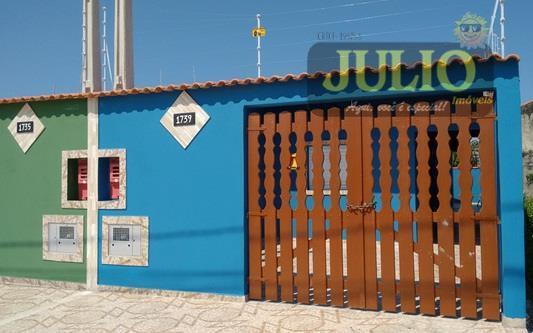 Casa 2 Dorm, Jardim Magalhães, Itanhaém (CA2510) - Foto 2