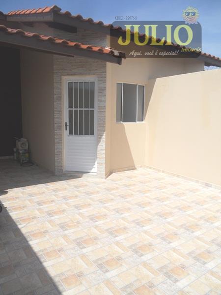 Imóvel: Julio Imóveis - Casa 2 Dorm, Nova Itanhaém