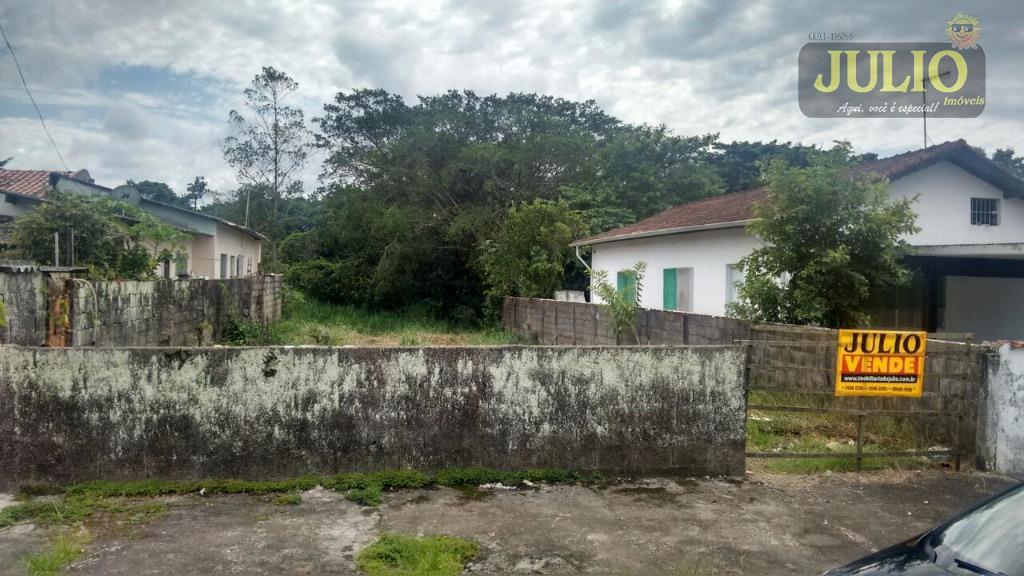 Terreno, Flórida Mirim, Mongaguá (TE0214)