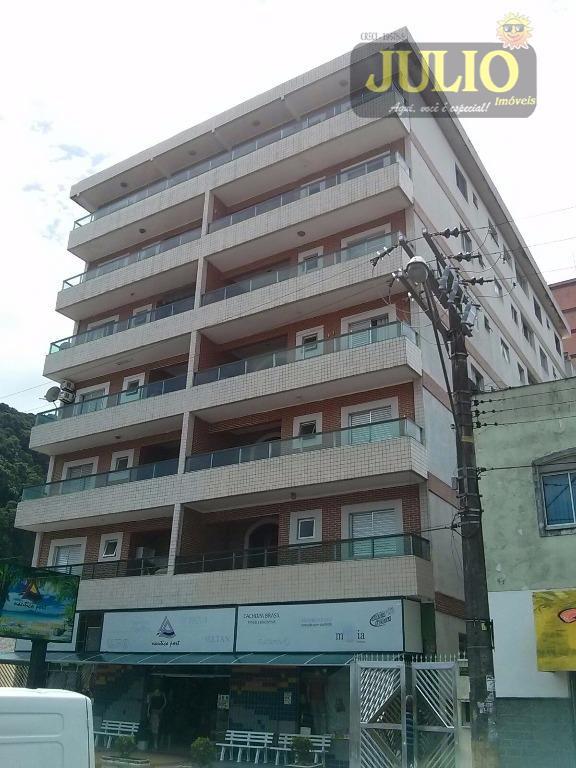 Apto 1 Dorm, Centro, Mongaguá (AP0543) - Foto 3