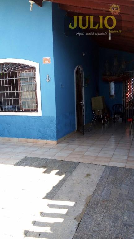 Casa 2 Dorm, Flórida Mirim, Mongaguá (CA2532)