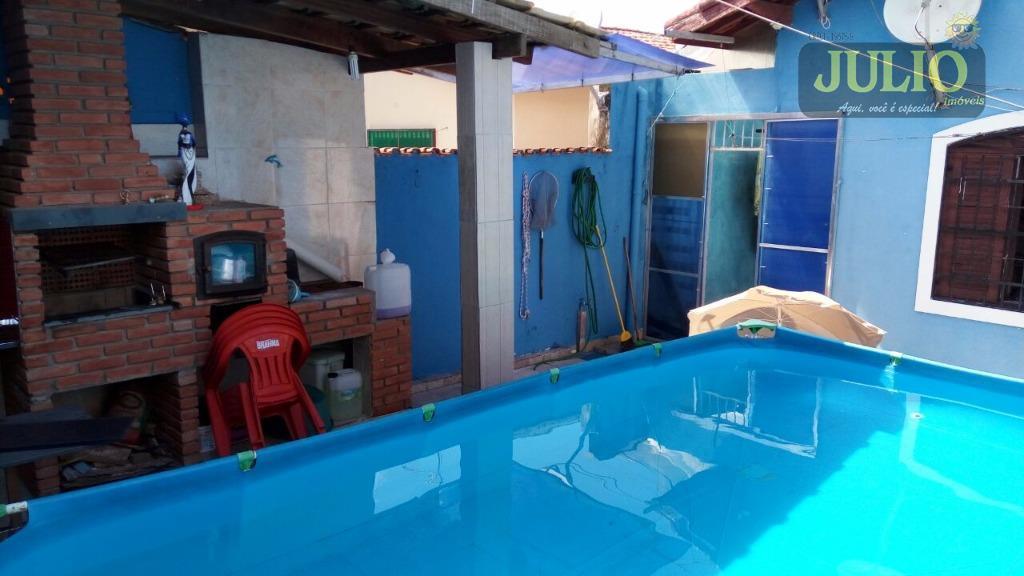 Casa 2 Dorm, Flórida Mirim, Mongaguá (CA2532) - Foto 12