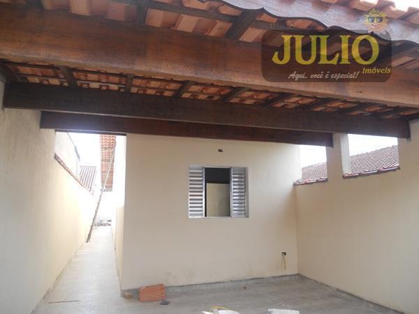 Casa 2 Dorm, Plataforma, Mongaguá (CA2541)