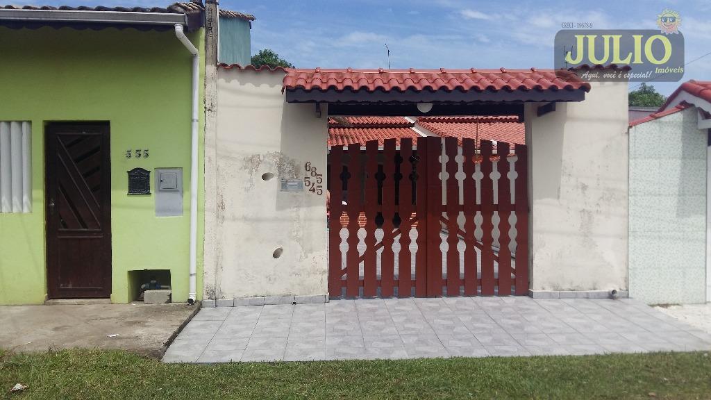 Casa 2 Dorm, Balneário Aclimação, Itanhaém (CA2547) - Foto 2