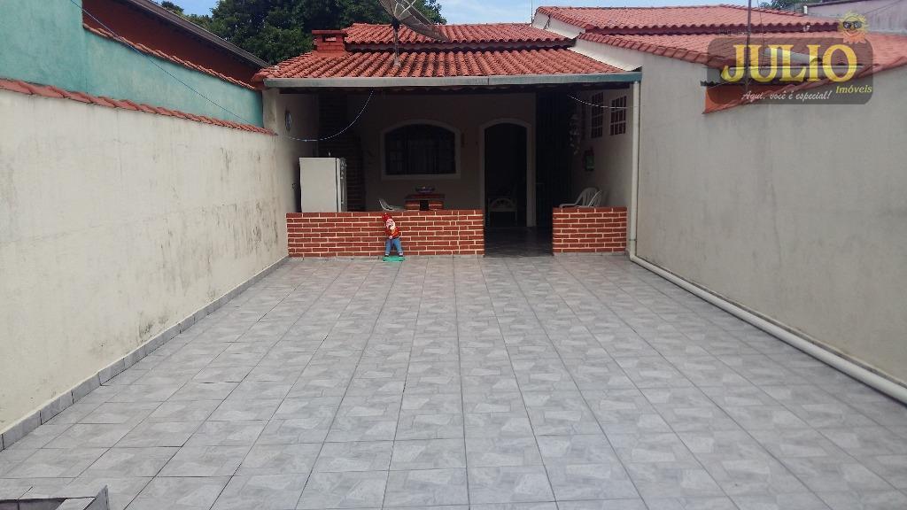 Casa 2 Dorm, Balneário Aclimação, Itanhaém (CA2547)