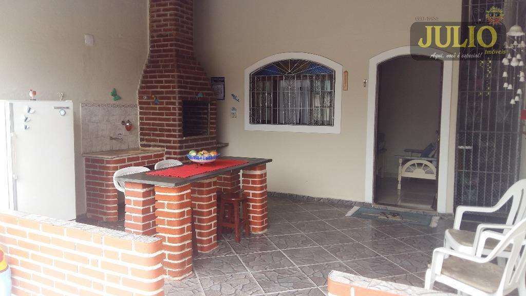 Casa 2 Dorm, Balneário Aclimação, Itanhaém (CA2547) - Foto 5