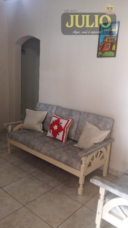 Casa 2 Dorm, Balneário Aclimação, Itanhaém (CA2547) - Foto 8