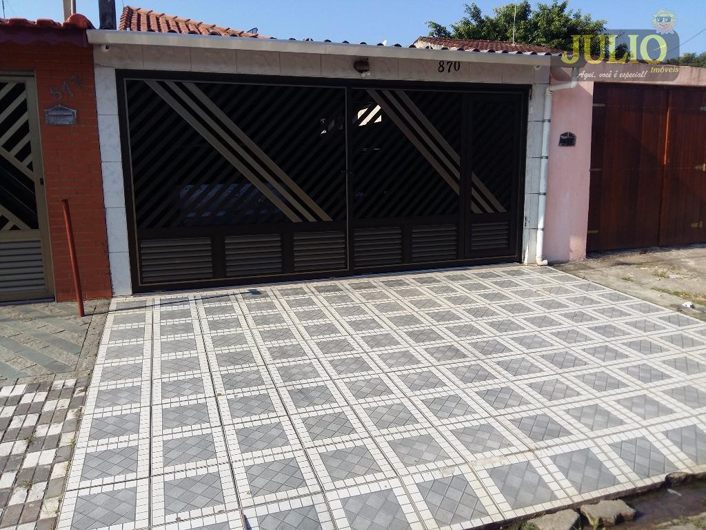 Casa 2 Dorm, Flórida Mirim, Mongaguá (CA2545)