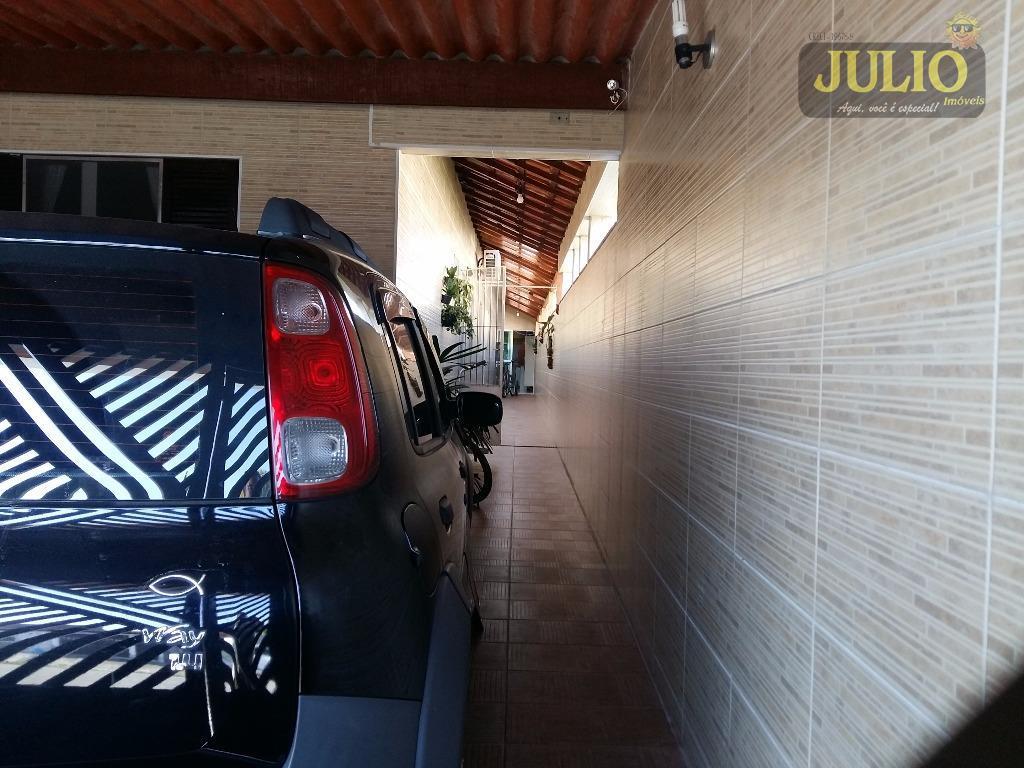 Casa 2 Dorm, Flórida Mirim, Mongaguá (CA2545) - Foto 2