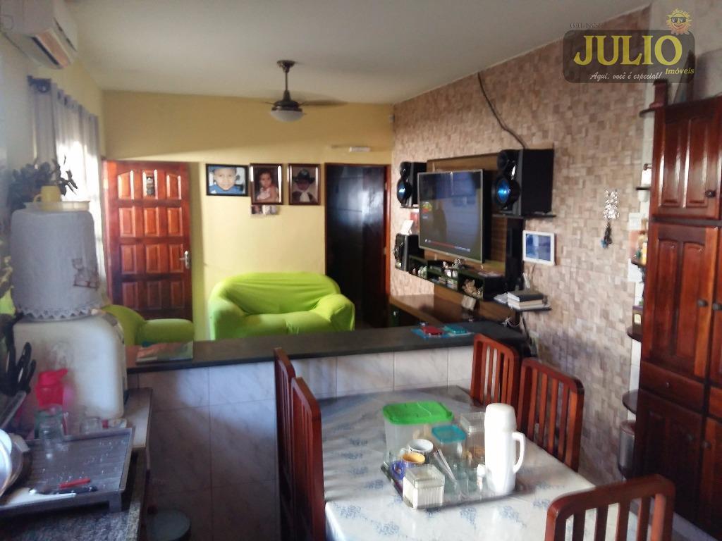 Casa 2 Dorm, Flórida Mirim, Mongaguá (CA2545) - Foto 16