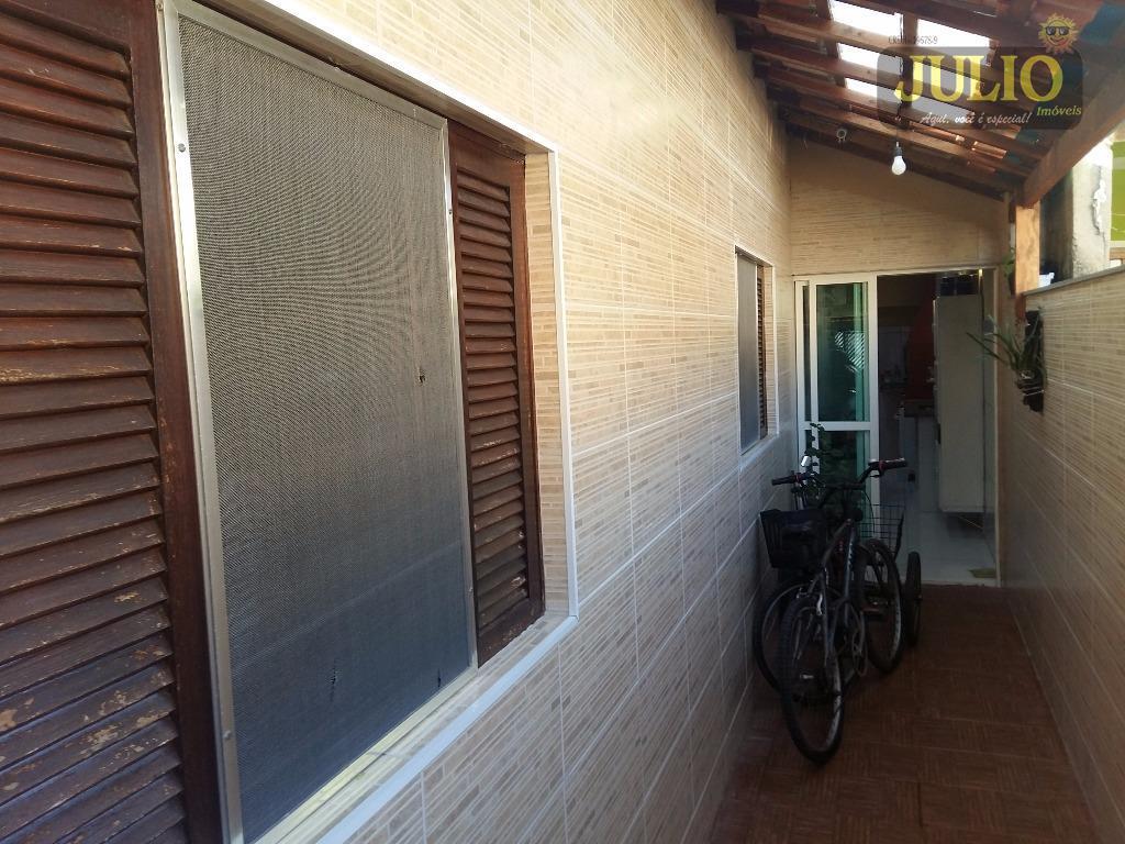 Casa 2 Dorm, Flórida Mirim, Mongaguá (CA2545) - Foto 18