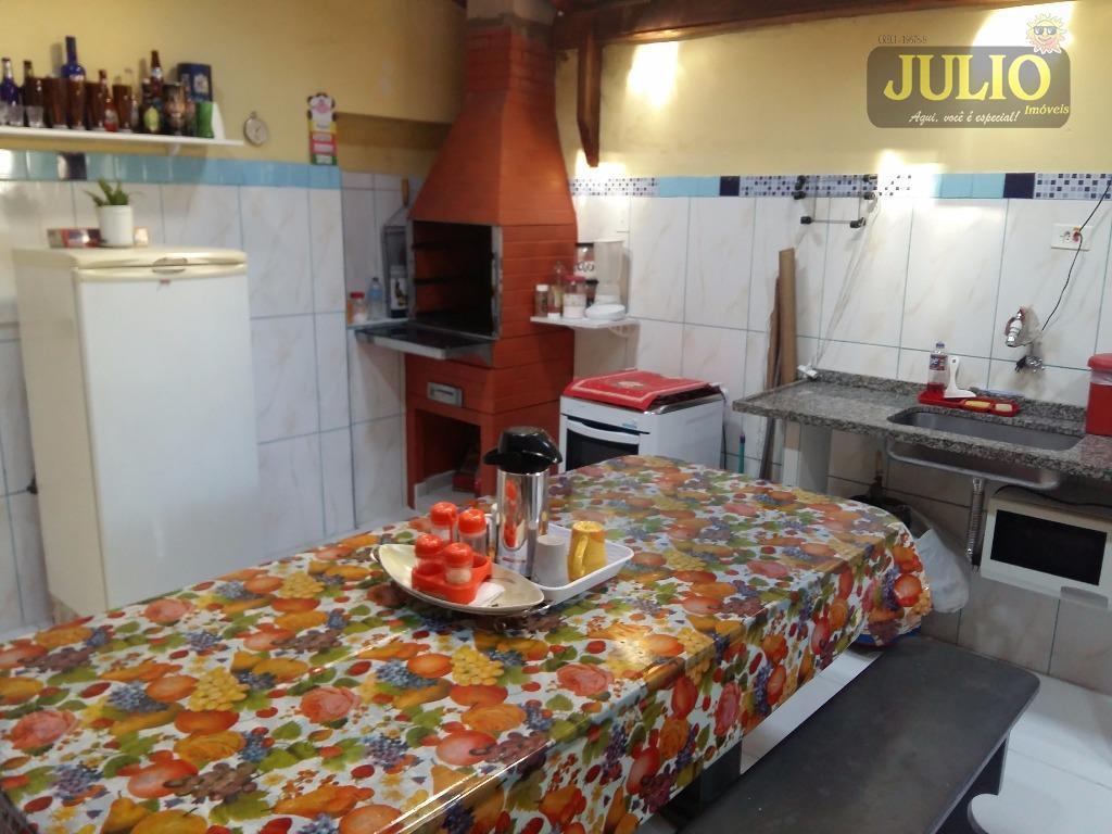 Casa 2 Dorm, Flórida Mirim, Mongaguá (CA2545) - Foto 20