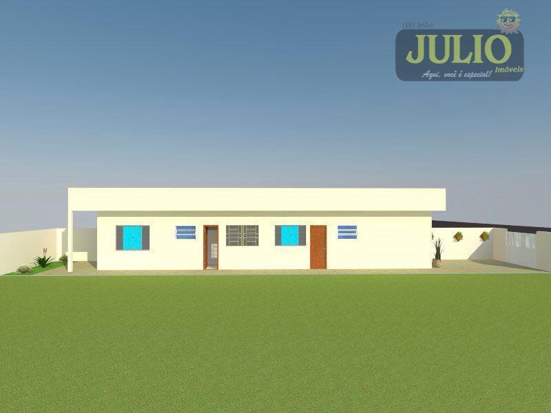 Casa 2 Dorm, Jussara, Mongaguá (CA2552) - Foto 4